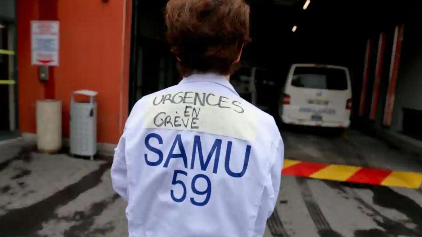 L'assemblée générale des grévistes vote la poursuite du mouvement — Urgences