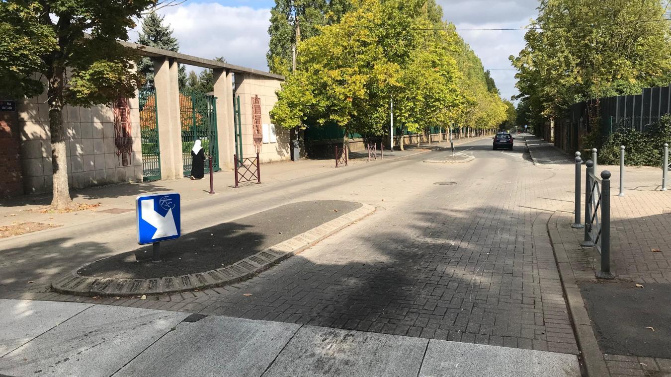 Un jeune cycliste renversé à Lille-Sud, un suspect ivre interpellé