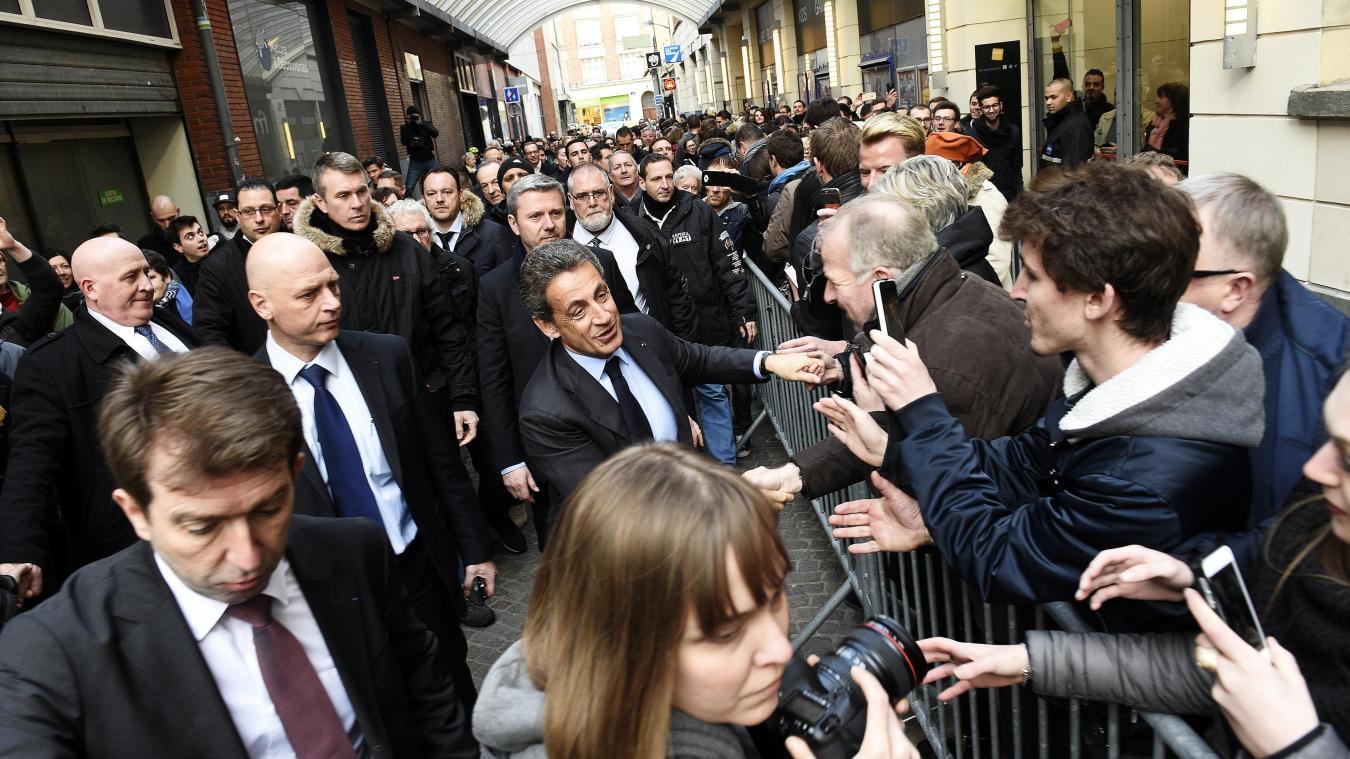 Nicolas Sarkozy De Passage A Lille Vendredi Pour Dedicacer Son Livre