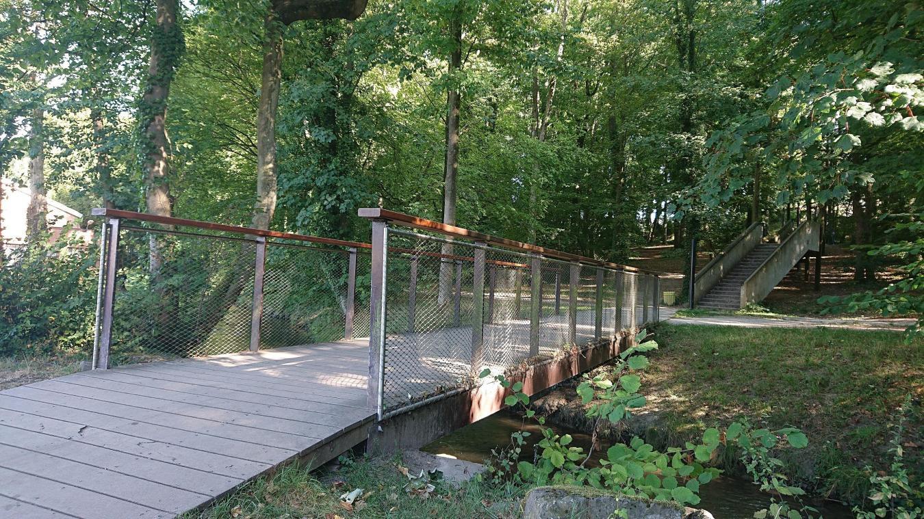 Comment Fabriquer Un Petit Pont En Bois liévin : grosse émotion autour du décès d'ilyes en plein