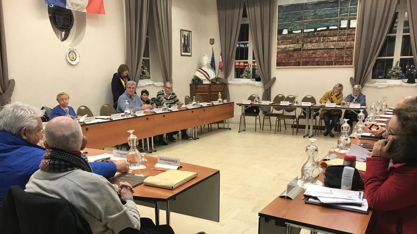 Le conseil municipal d'Étaples se réunit lundi dans un contexte tendu pour  la majorité