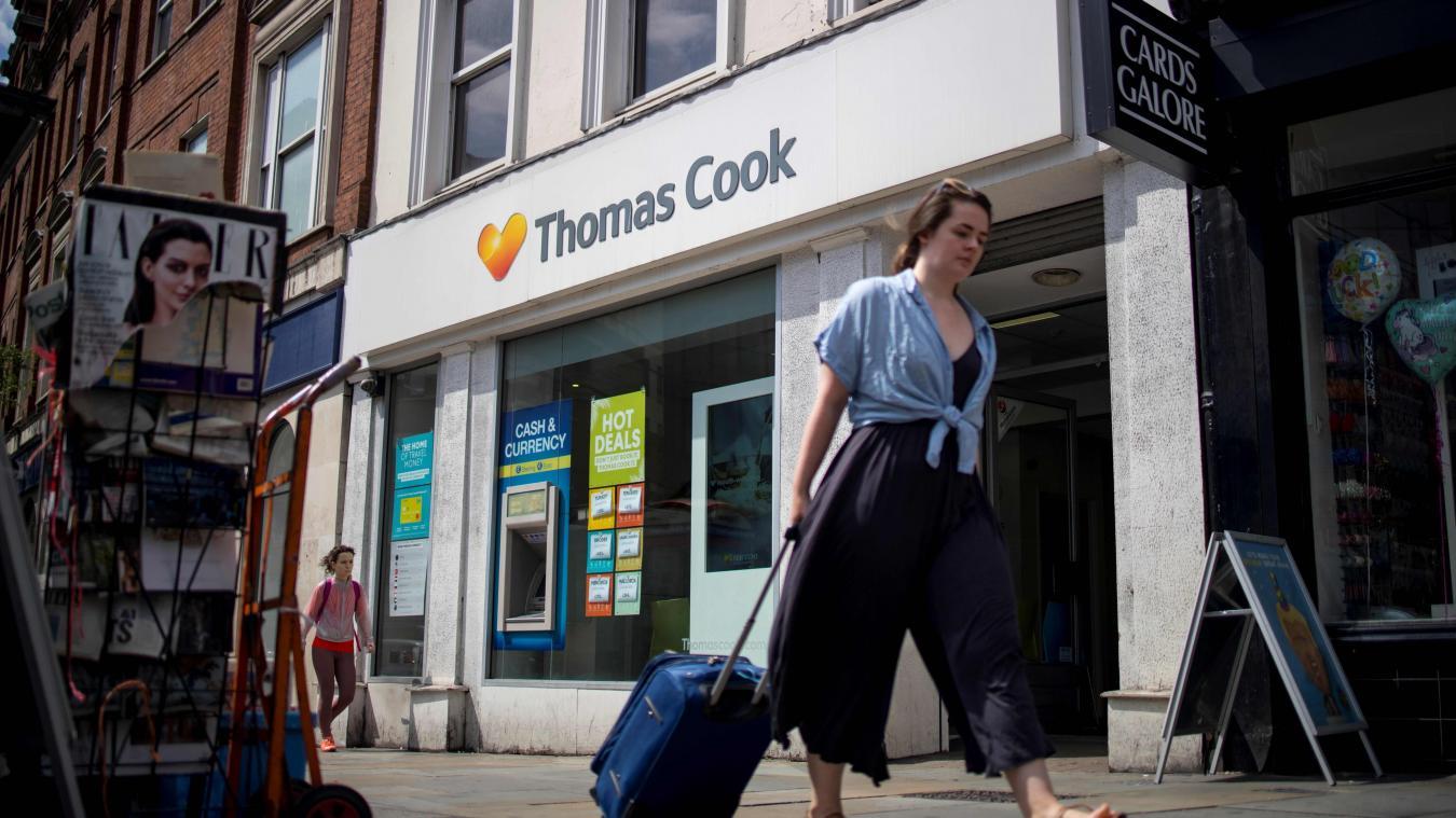 Thomas Cook en difficulté financière - Actualité aéronautique