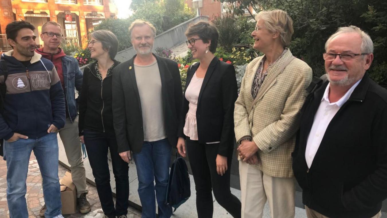À Villeneuve-d'Ascq, Europe Écologie Les Verts ouvre grand les bras pour les municipales