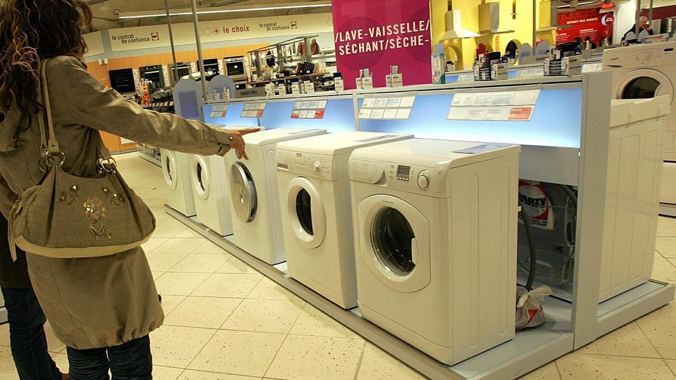 La durabilité des lave-linge prend l'eau — Obsolescence programmée