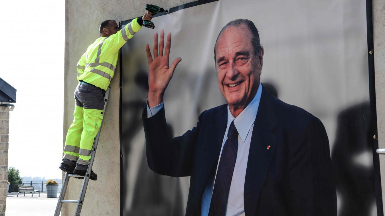 Une trentaine de chefs d'État et de gouvernement annoncés — Hommage à Chirac