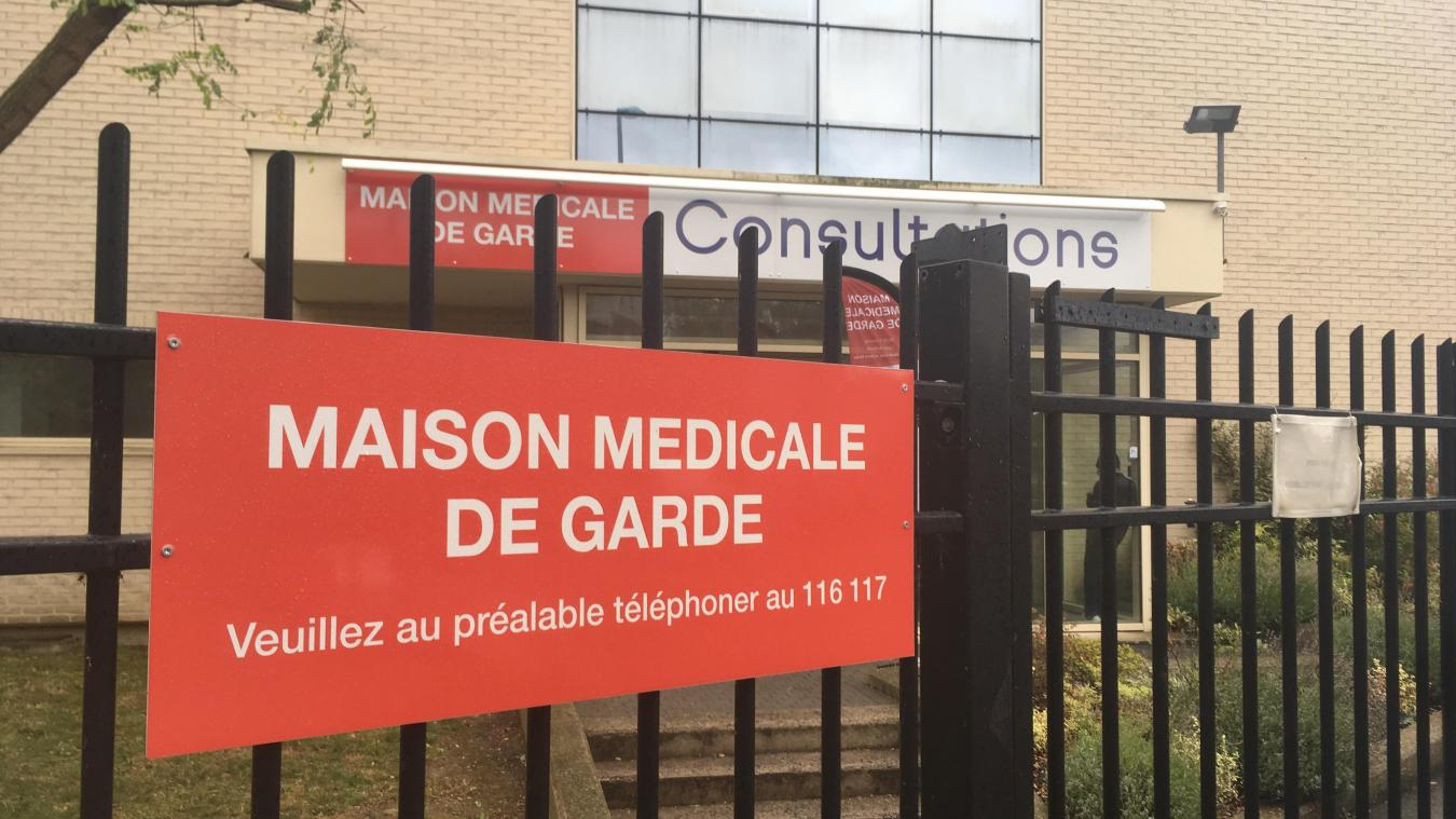 Une nouvelle maison médicale de garde inaugurée à Tourcoing