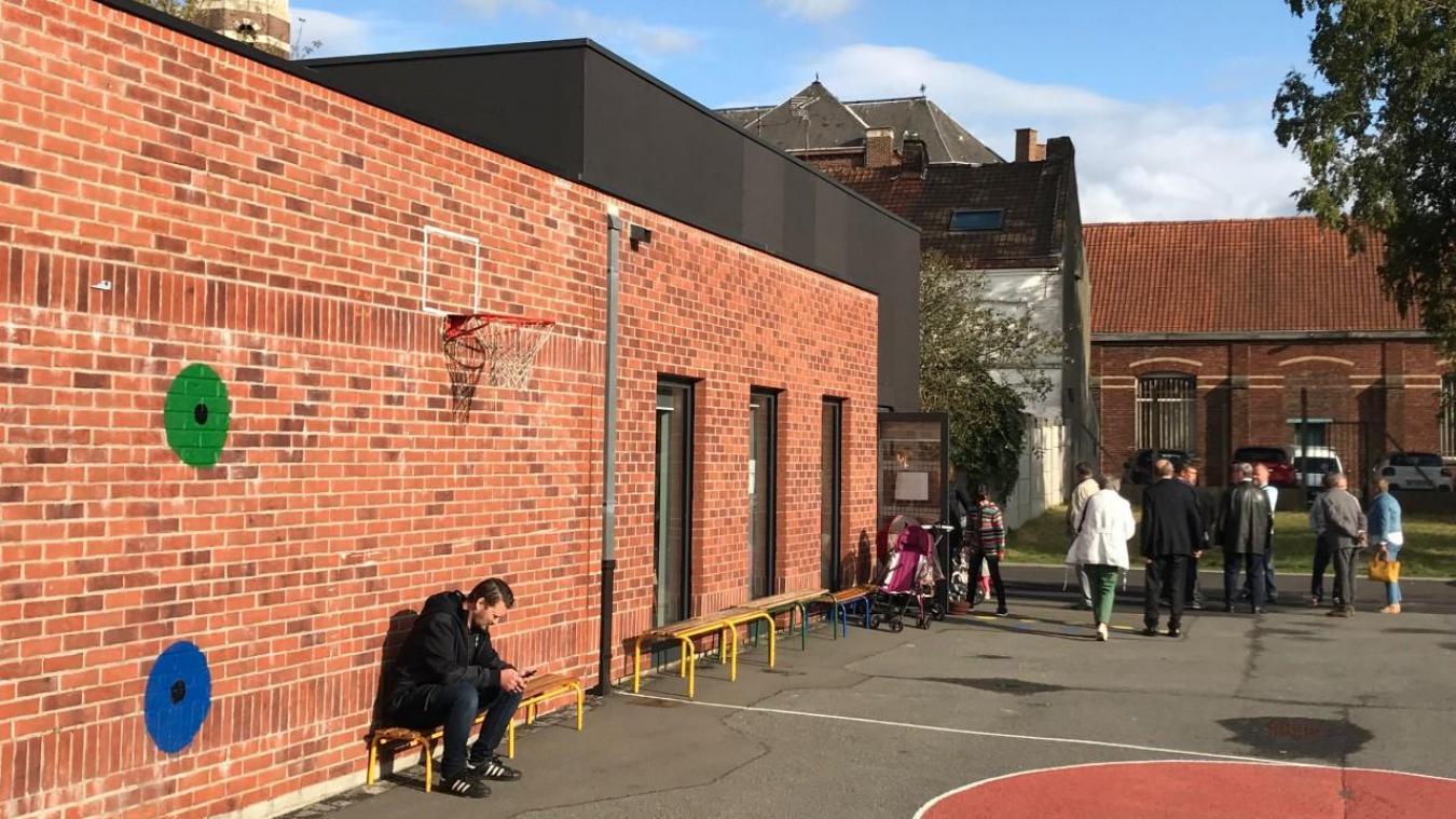 À Tourcoing, l'école Saint-Jean s'est agrandie