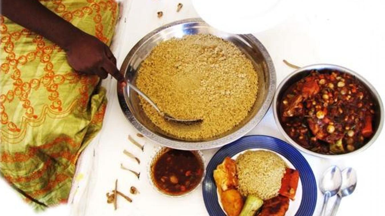 Un couscous sénégalais aux saveurs étonnantes élu meilleur ...