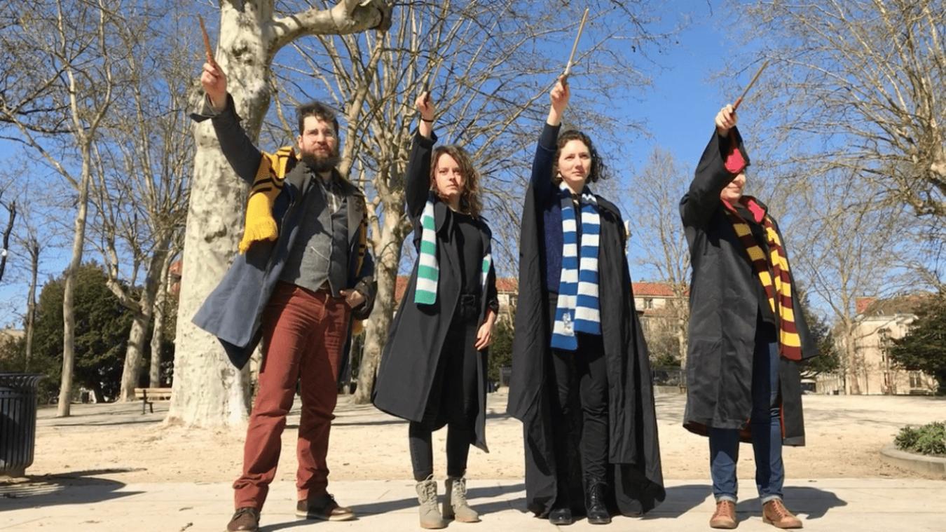 Lille accueille un escape game géant Harry Potter les 19 et 20 octobre