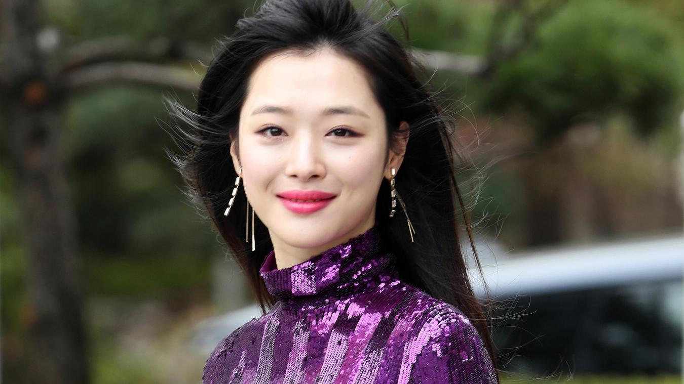La star de la K-pop retrouvée morte chez elle — Sulli