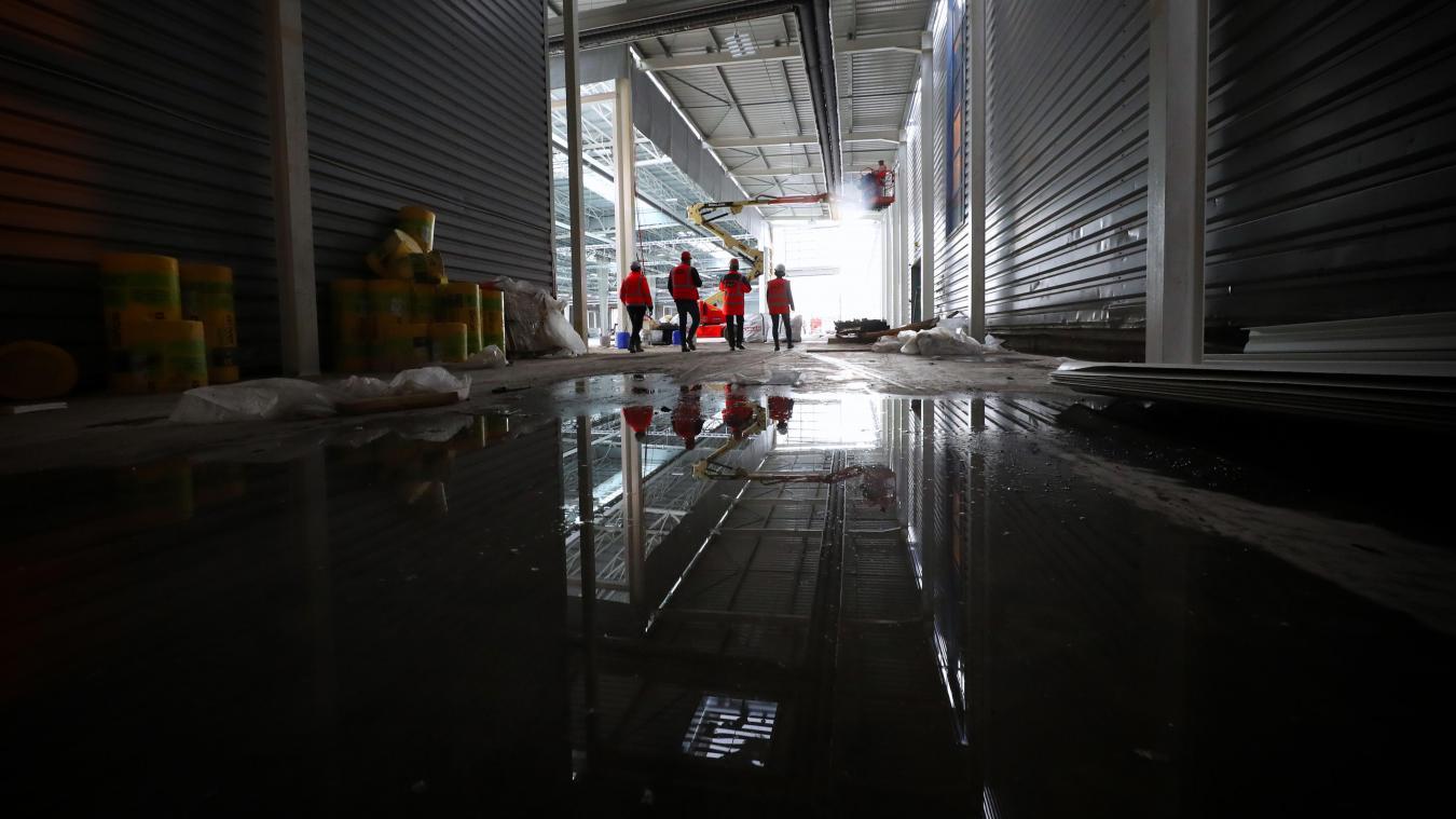 SNCF : dans le ventre du technicentre d'Hellemmes