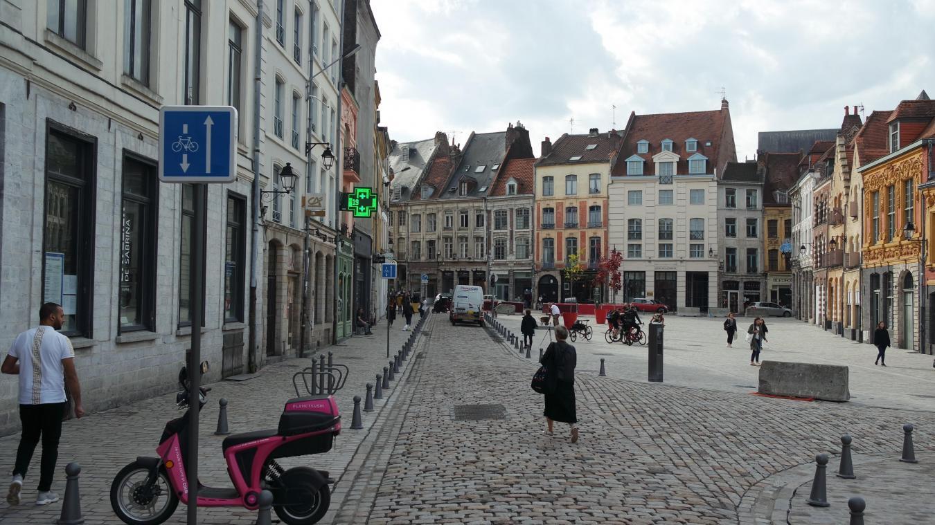 Lille : la place Louise-de-Bettignies ne sera pas piétonne, et le changement de circulation s'annonce total
