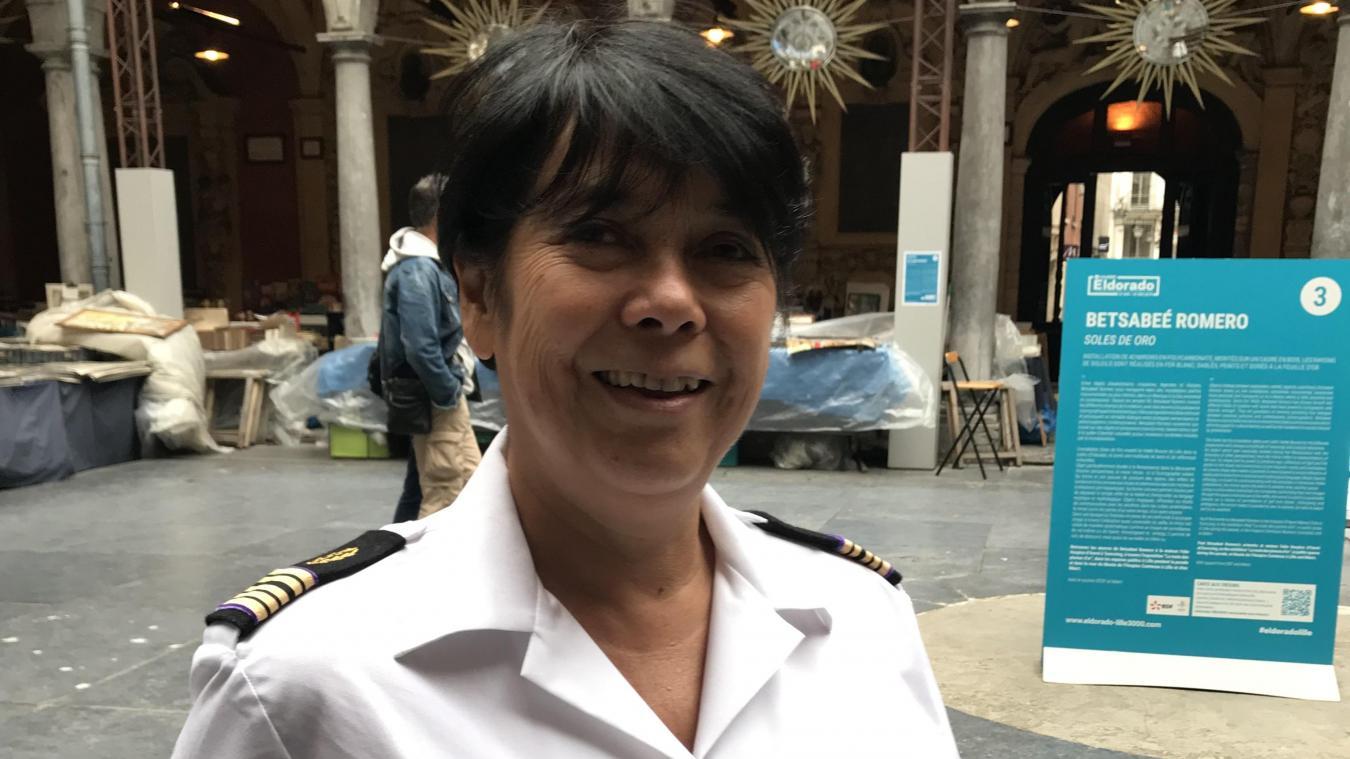 De Hellemmes à Cayenne, la colonelle Boisard-Vannier au rapport
