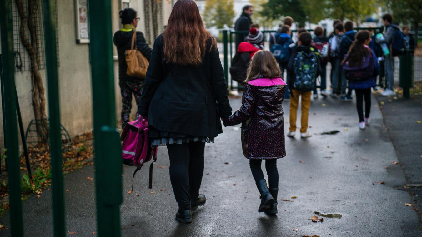 Journée noire dans les écoles de Lomme