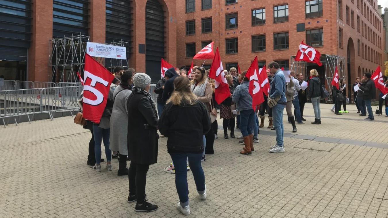 Lille, Lomme, Hellemmes : préavis de grève chez les municipaux FO