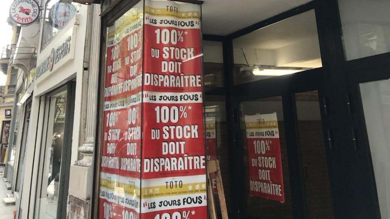 Lille : Non, le magasin de tissu Toto ne va pas fermer