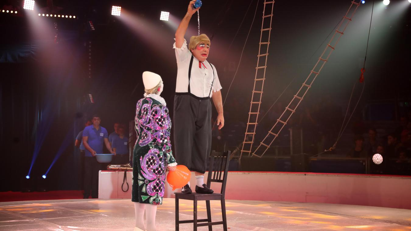 La Grande Fête lilloise du cirque ou la joyeuse attaque des clowns