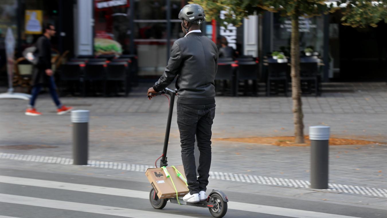 Trottinette électrique. Un mort et un blessé dans une collision à Bordeaux