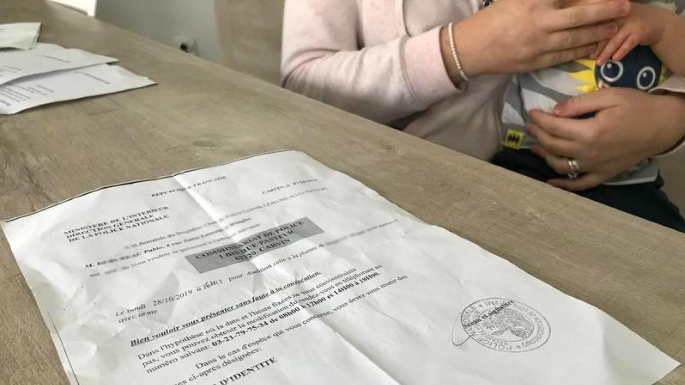 Pas-de-Calais : l'improbable convocation au commissariat d'un enfant d'un an
