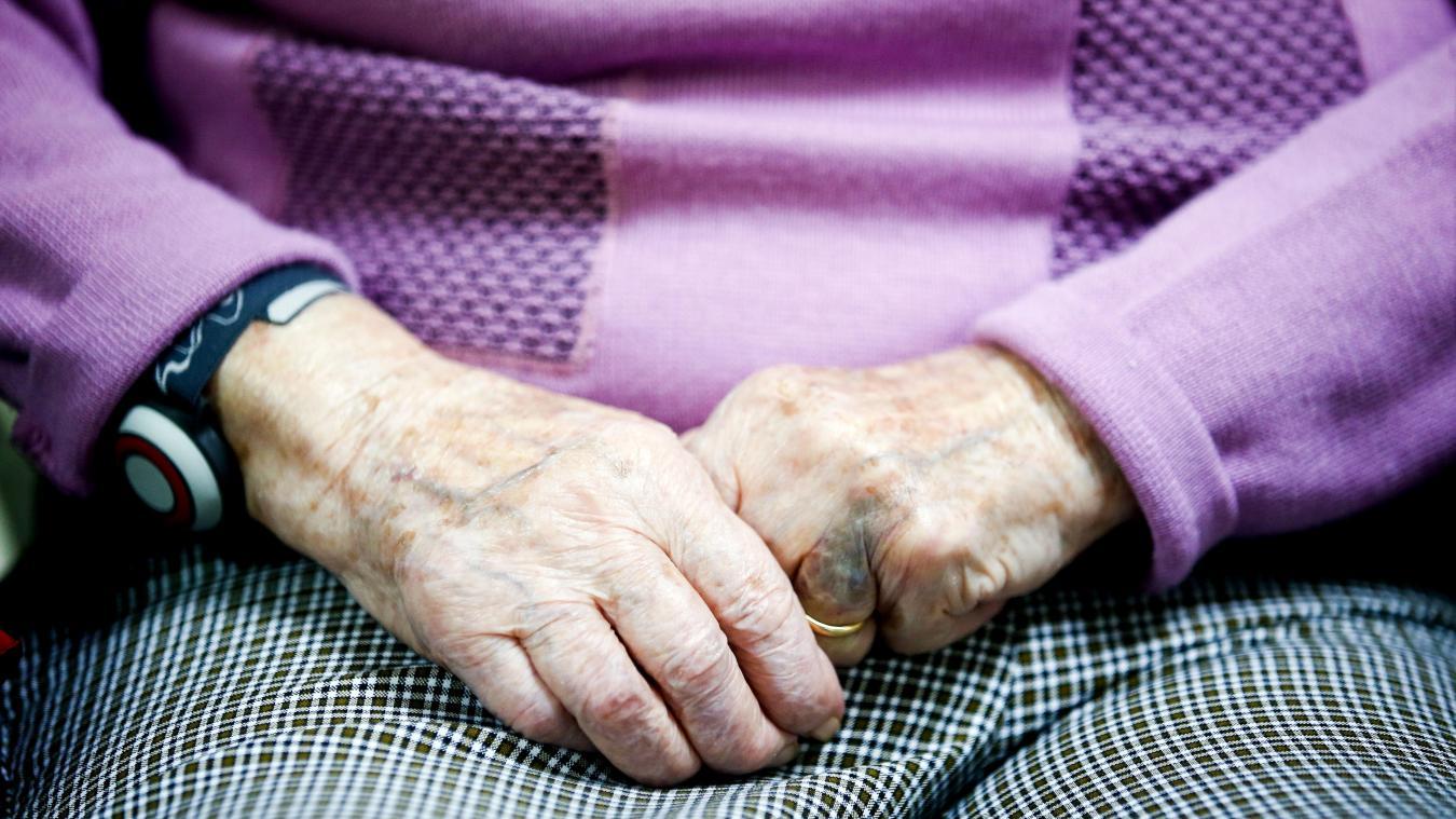 Actuellement, 47 millions de personnes sont concernées par Alzheimer dans le monde. Photo SAMI BELLOUMI / LA VOIX DU NORD.