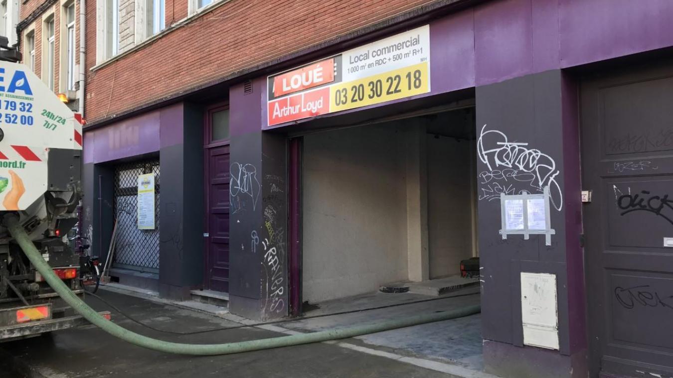 Une Salle D Escalade Reprend Le Match De La Rue Des Postes