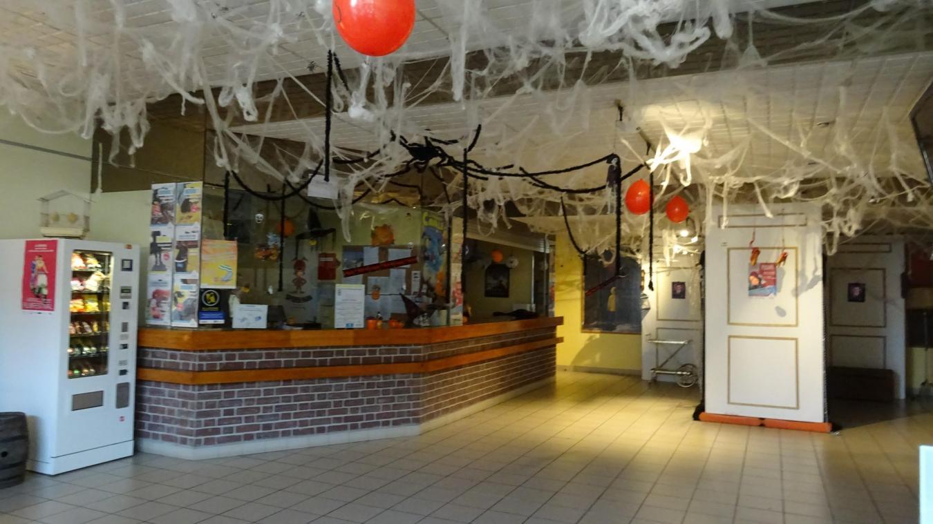 Harnes : huit heures de ciné-frissons le 31 octobre au centre Prévert - La Voix du Nord