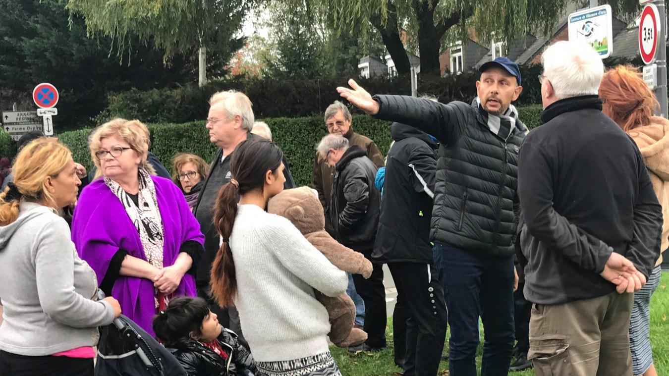 Le collectif Tradition Villeneuve-d'Ascq en appelle au préfet au sujet du camp rom