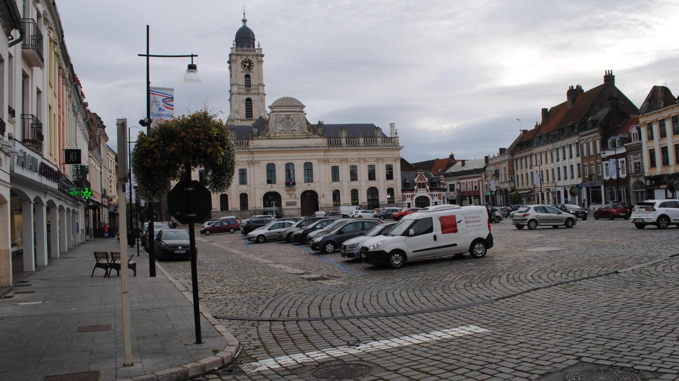 Le conseil municipal d'Aire-sur-la-Lys a voté les dates des ouvertures dominicales 2020 - La Voix du Nord