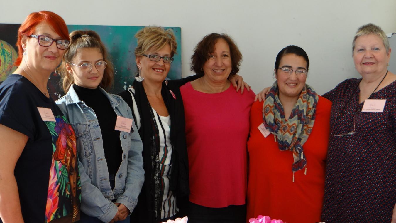 précédent À Lambersart, elles témoignent de leur combat contre le cancer du sein - La Voix du Nord