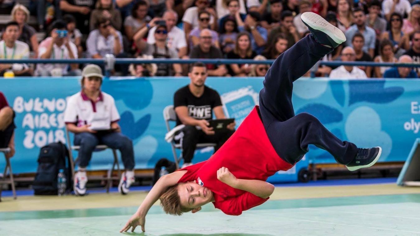 Après les Jeux olympiques de la jeunesse à Buenos Aires en octobre 2018, un nouveau titre pour Martin Lejeune.