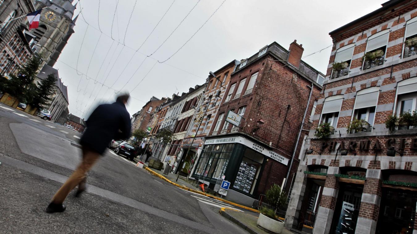 précédent À Avesnes-sur-Helpe, les travaux de la place Leclerc débutent lundi - La Voix du Nord