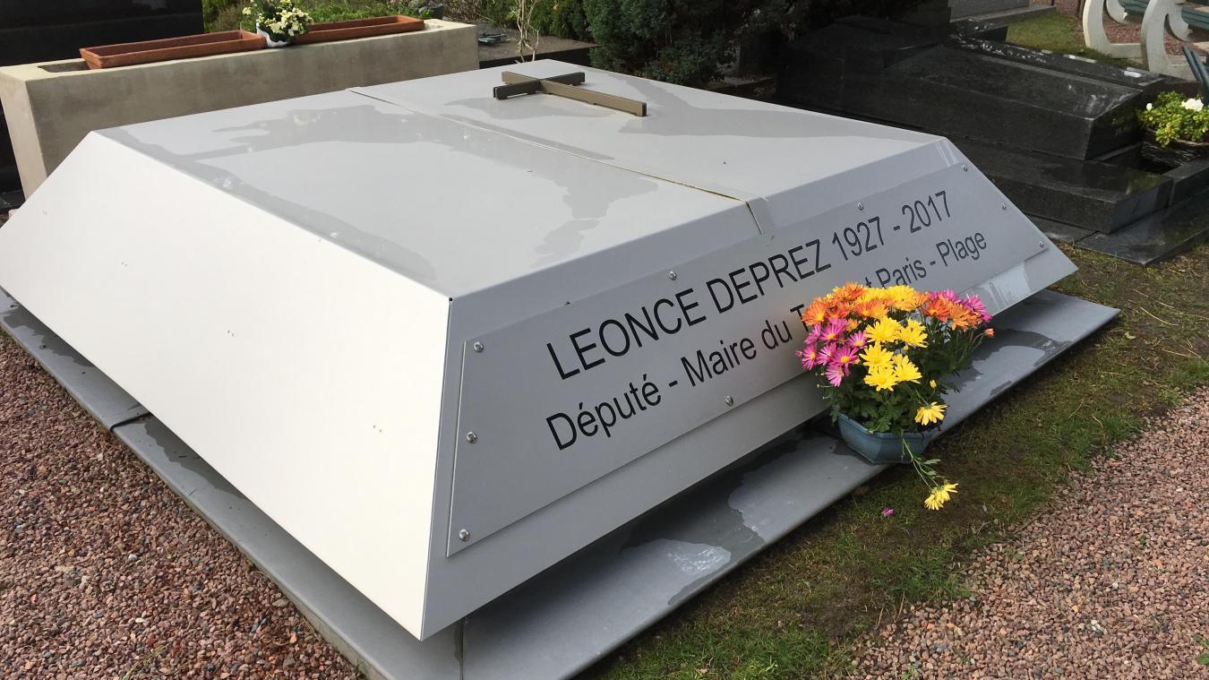 précédent Pourquoi le monument funéraire de Léonce Deprez au Touquet est en métal - La Voix du Nord