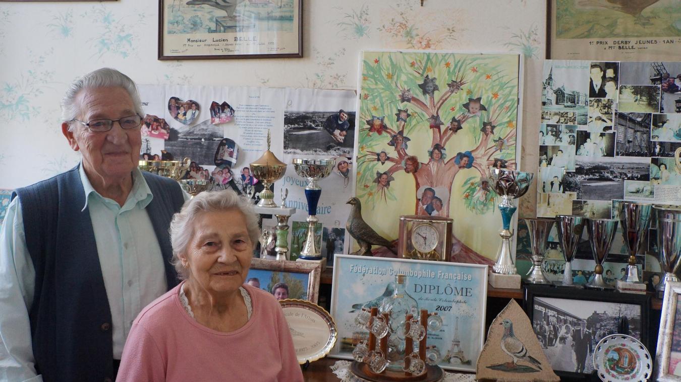 précédent La passion de la colombophilie toujours intacte pour Lucien Belle, à Barlin - La Voix du Nord