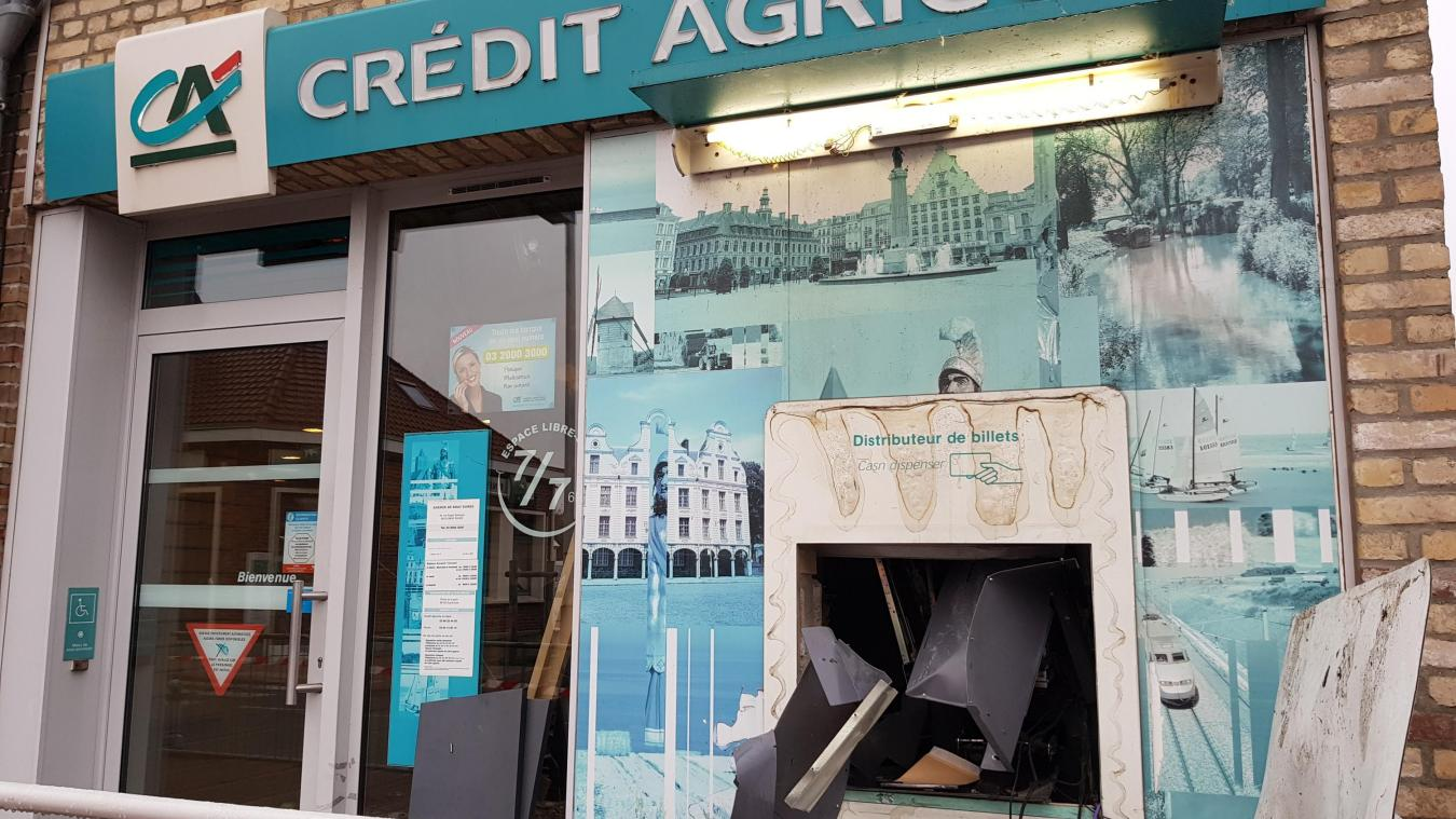 précédent Le Crédit Agricole de Bray-Dunes attaqué pour son distributeur de billets - La Voix du Nord