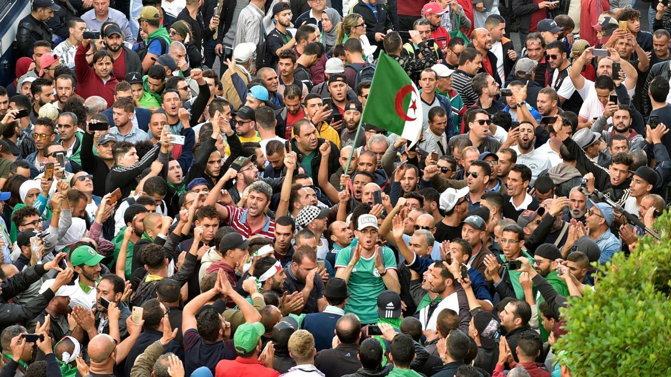 En Algérie, le