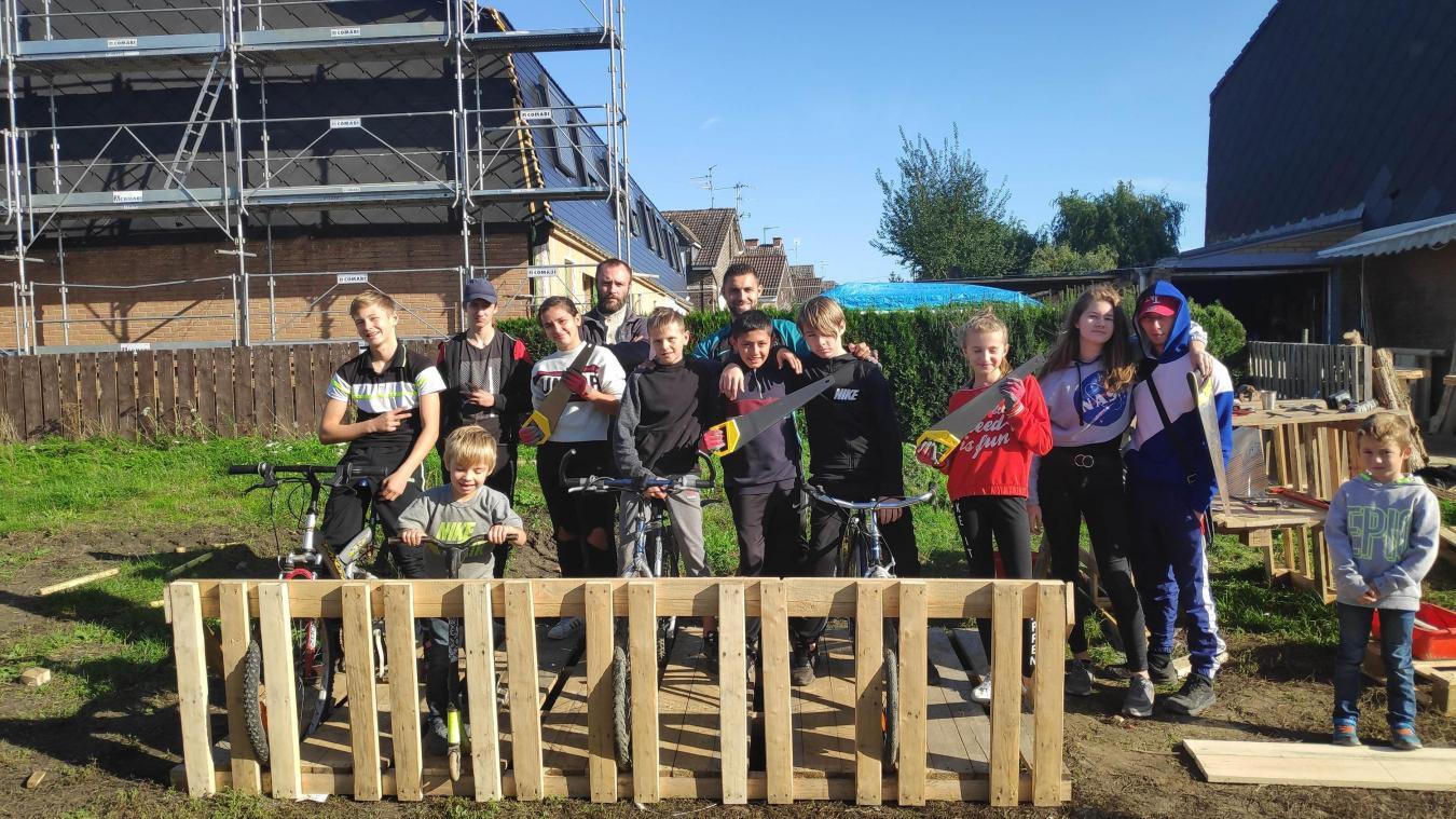 précédent À Fresnes-sur-Escaut, des jeunes réparent des vélos pour financer leurs projets - La Voix du Nord