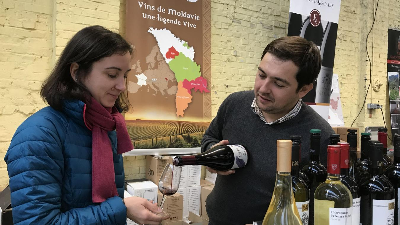 précédent Des bouteilles venues de Moldavie au Salon du vin de Seclin - La Voix du Nord