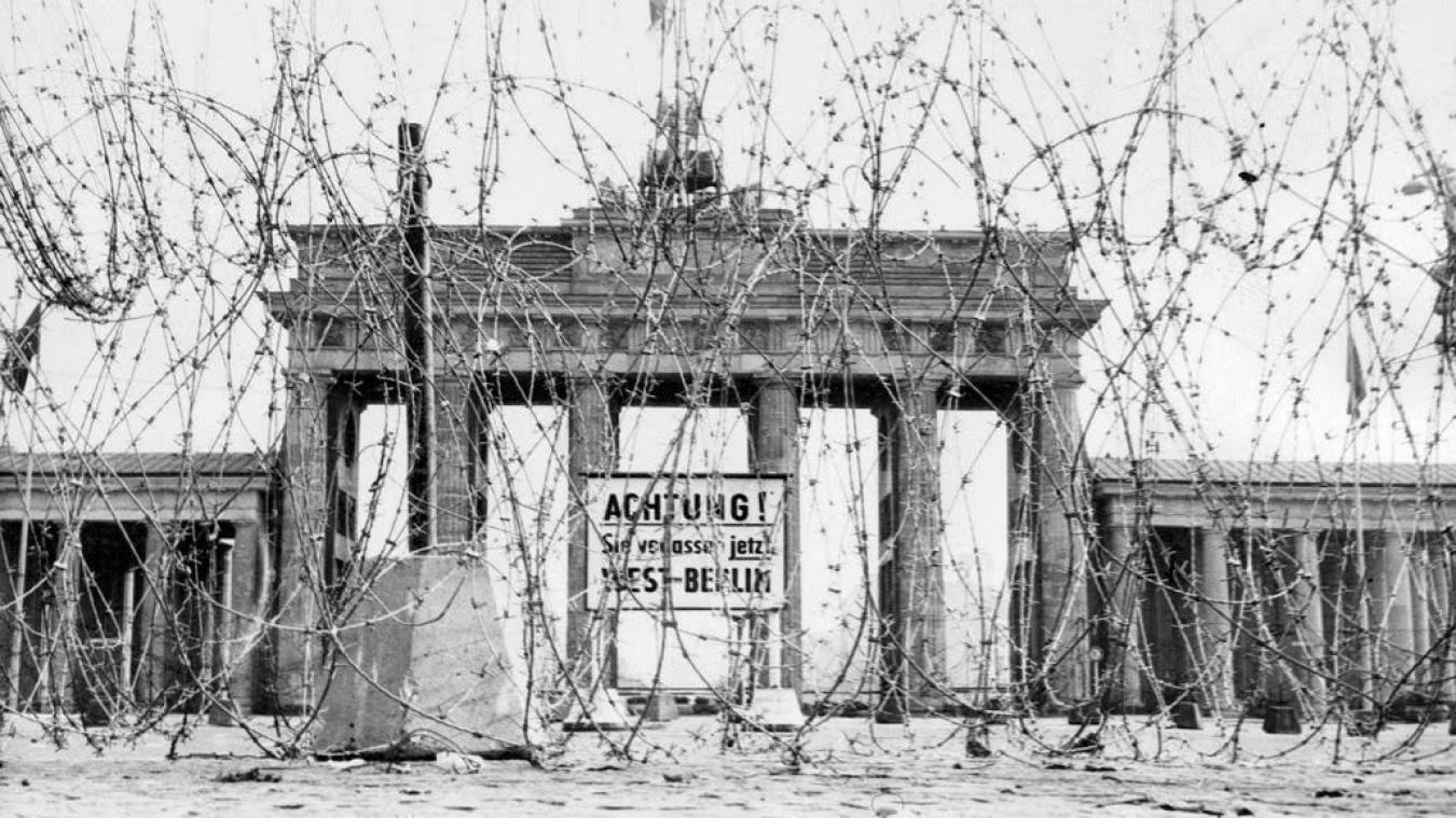 précédent À Haubourdin aussi, on a vécu la chute du mur de Berlin - La Voix du Nord