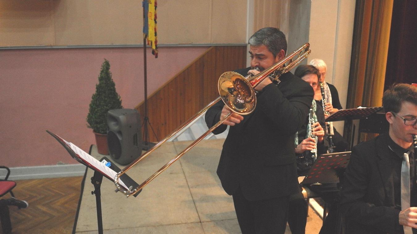 Avesnes-sur-Helpe : hommage à Hector Berlioz avec Vincent Terret et l'orchestre d'harmonie - La Voix du Nord