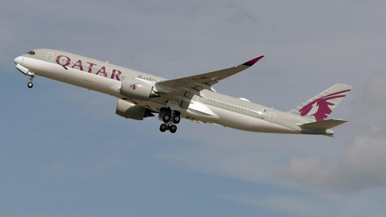 TRANSPORTS : Neuf minutes dans les airs pour un vol Maastricht - Liège
