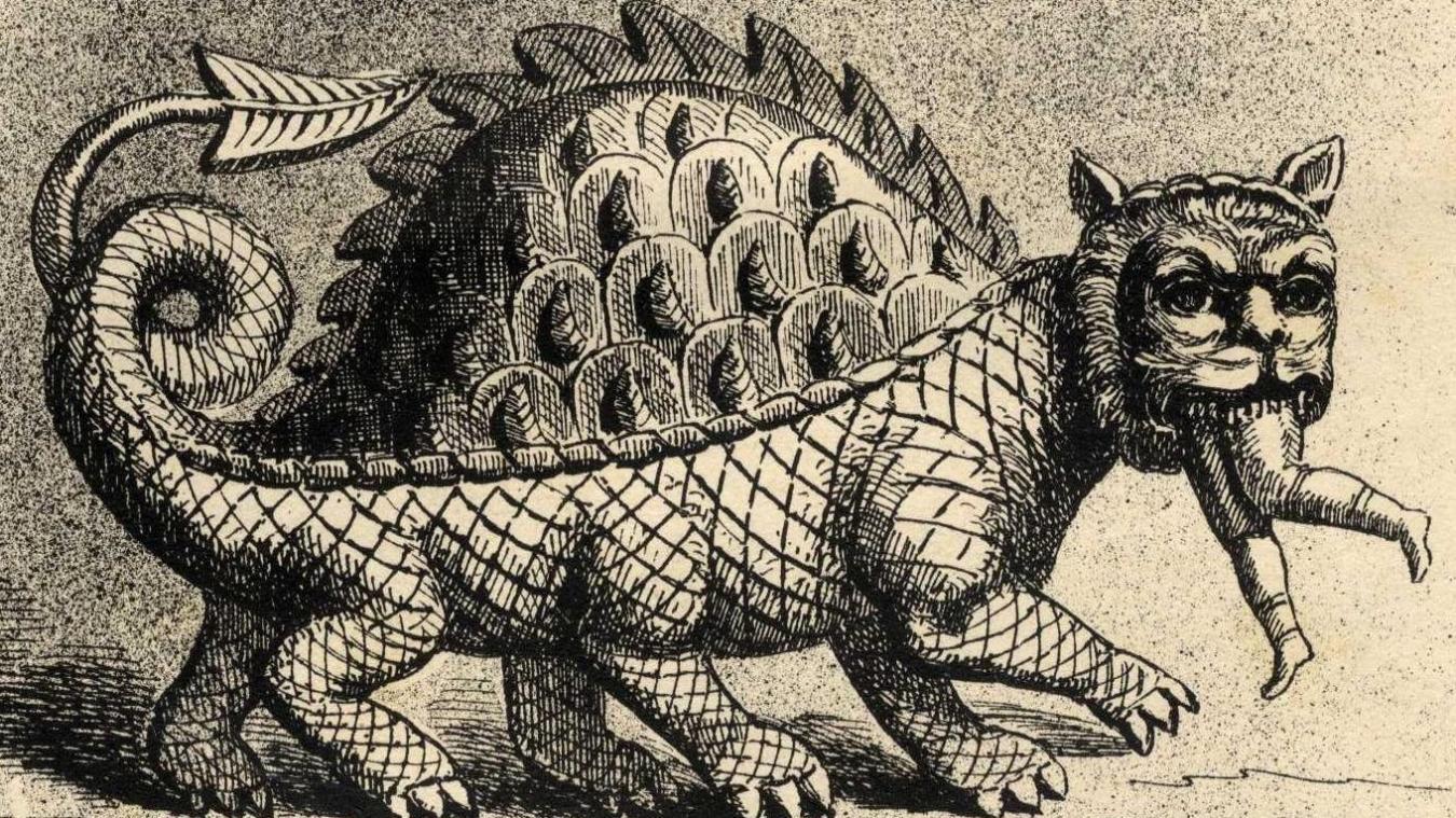 Grande-Synthe: des créatures fantastiques à l'assaut la galerie Robespierre - La Voix du Nord