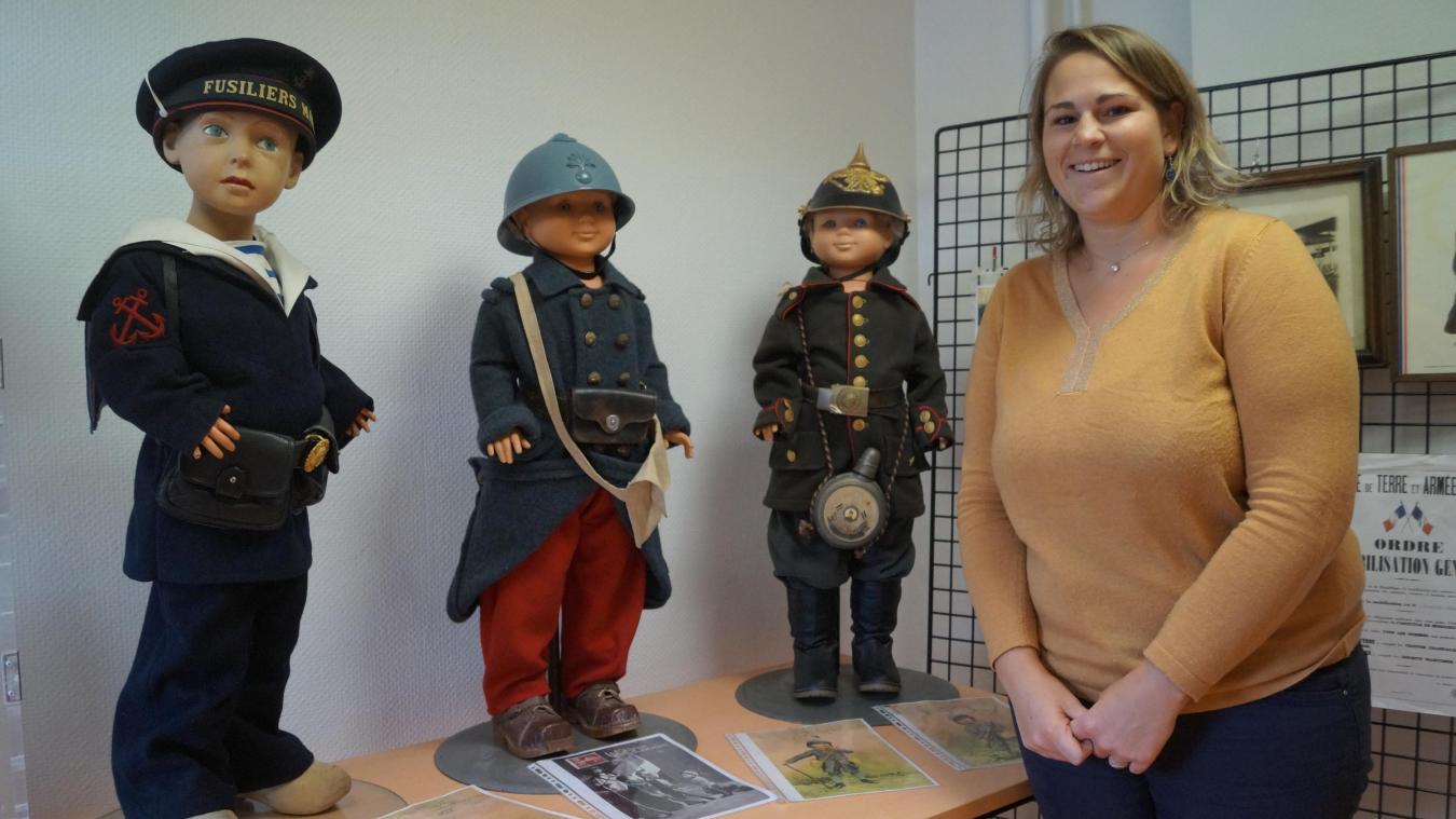 Saint-Pol-sur-Mer: la Maison du Patrimoine accueille une exposition sur la Grande Guerre - La Voix du Nord