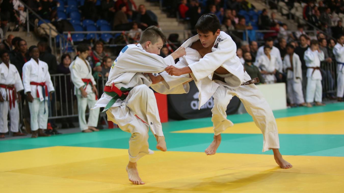 Judo: le tournoi international d'Harnes est un passage obligé pour les futurs champions - La Voix du Nord