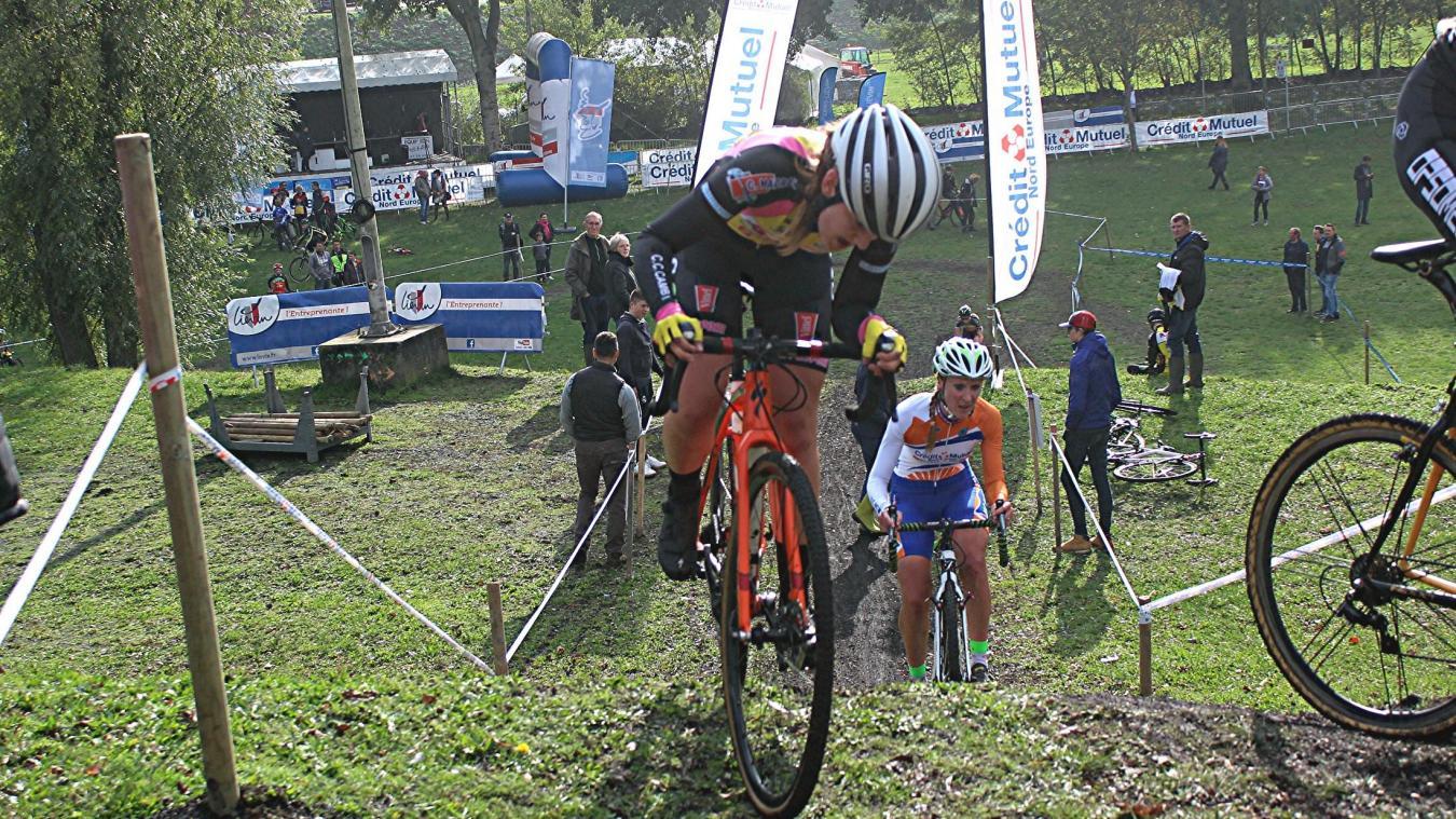 Calendrier Cyclotourisme 2019 Nord Pas De Calais.Cyclo Cross Championnat Du Nord Les Cambresiens Auront