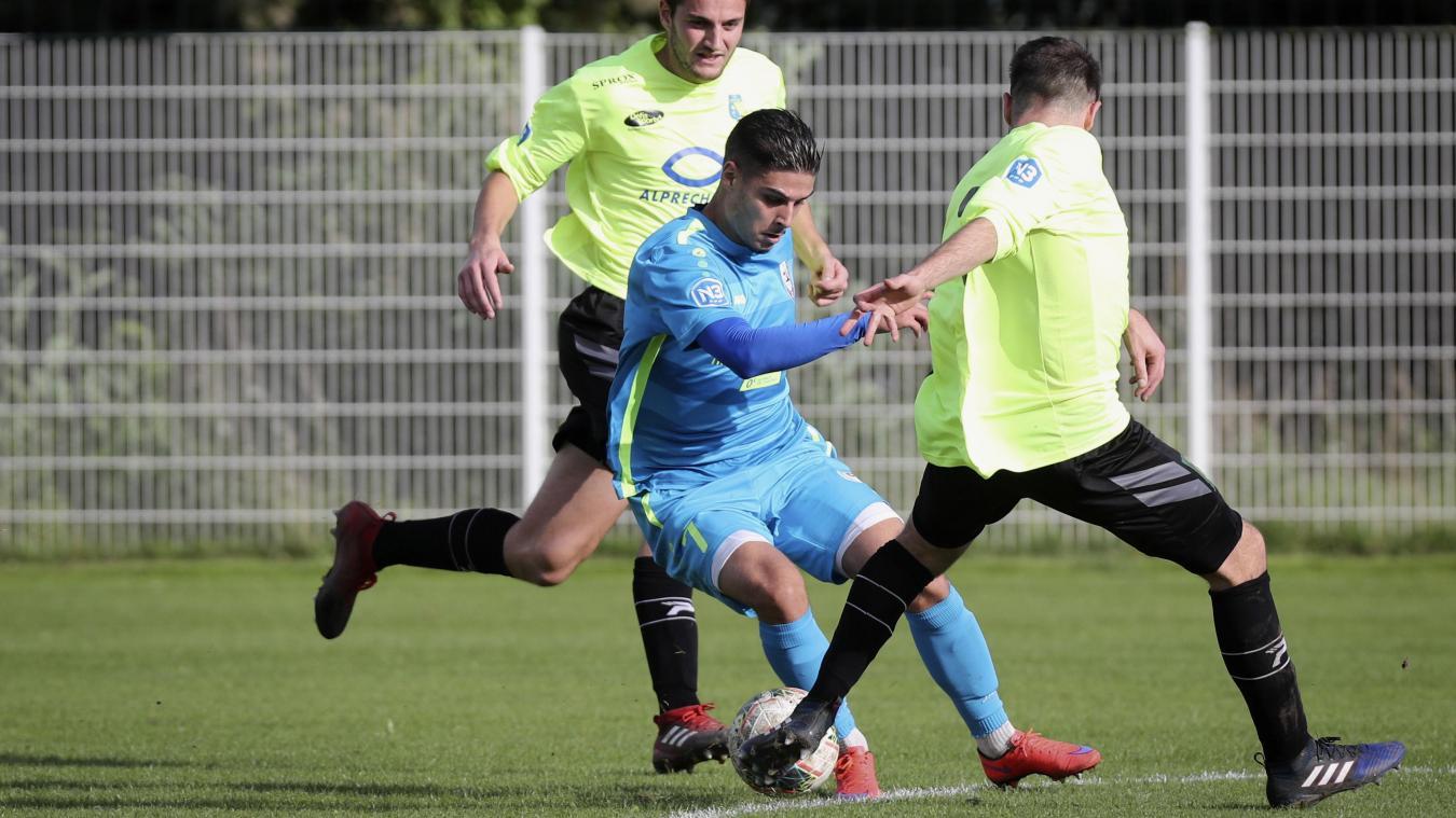 Football (N3): Vimy se déplace sans pression à Maubeuge - La Voix du Nord
