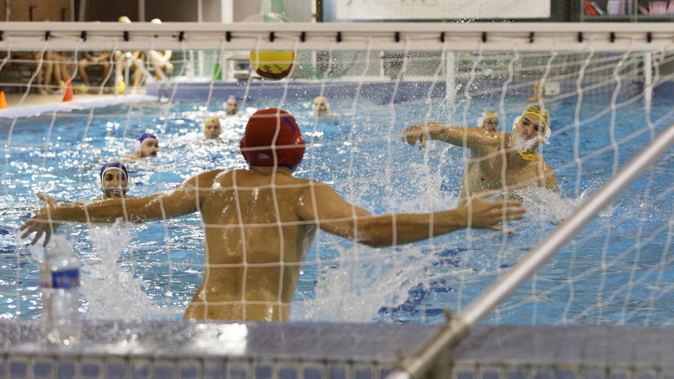 Water-polo (N1): Harnes reprend à Moulins - La Voix du Nord