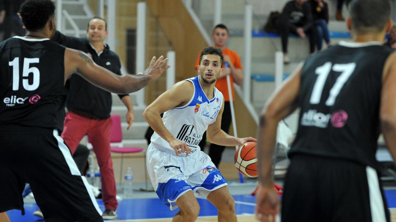 Basket (N2): Calais Basket devra se sublimer à Loon-Plage - La Voix du Nord