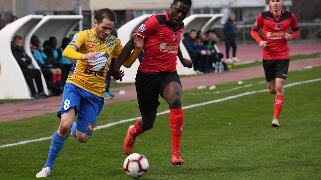 Football (Coupe Gambardella): Contre Beauvais, Grande-Synthe veut repousser ses limites - La Voix du Nord