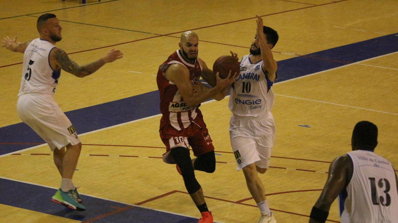 Basket (N2): face au WOSB, Maubeuge veut préserver son invincibilité sur son parquet - La Voix du Nord