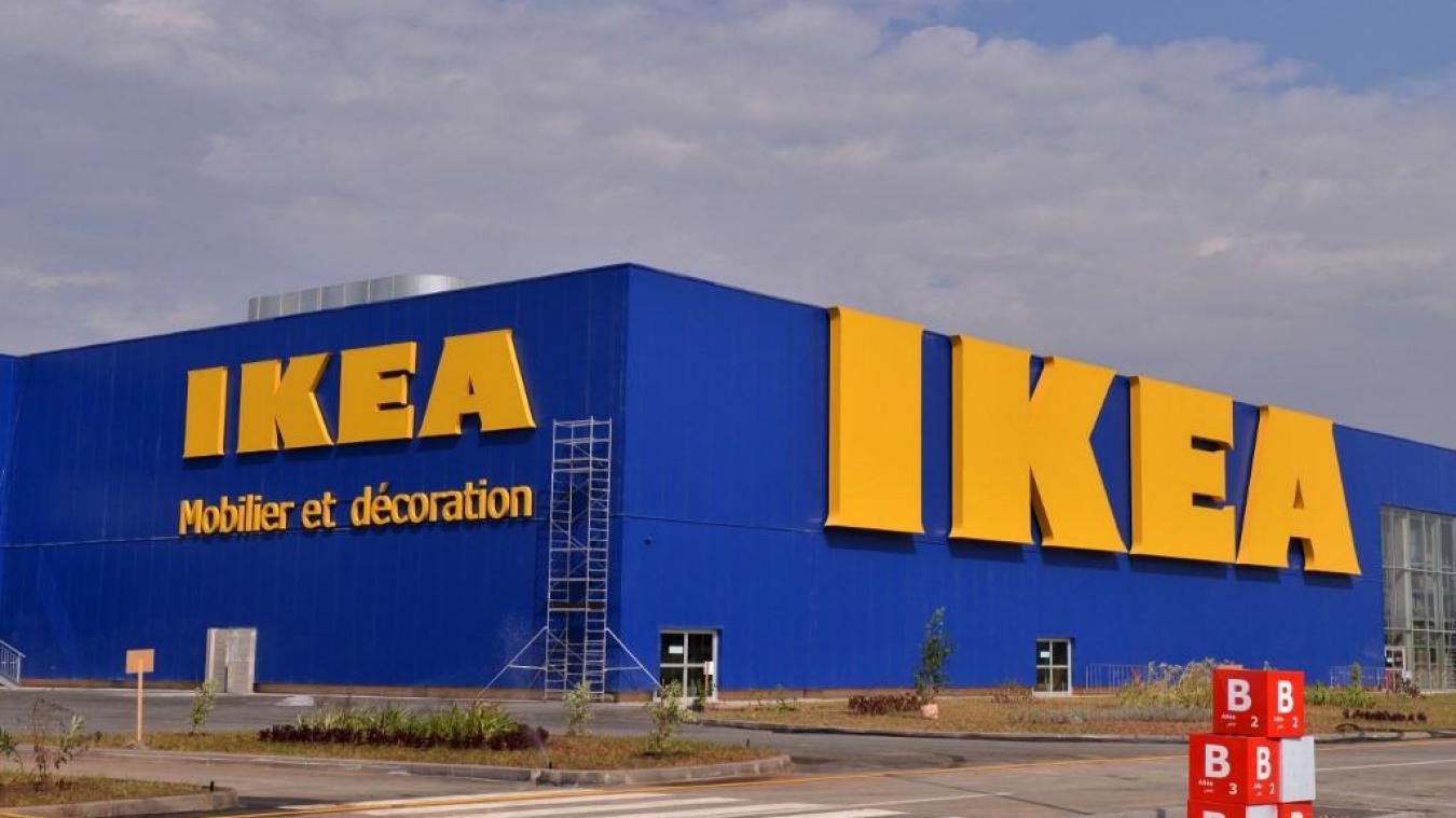 La collection capsule d'IKEA a été lancée la semaine dernière dans de nombreux pays